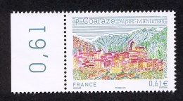 France 2014 - Yv N° 4881 ** - Coaraze (Alpes-Maritimes) - France