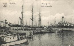 BELGIQUE - ANVERS - ANTWERPEN - Kattendijk Dok - Bassin Du Kattendijk. - Antwerpen