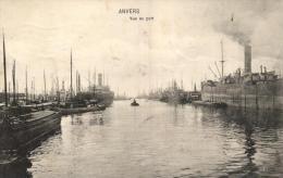 BELGIQUE - ANVERS - ANTWERPEN - Vue Au Port. - Antwerpen