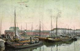 BELGIQUE - ANVERS - ANTWERPEN - Vue Du Port. - Antwerpen