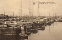 BELGIQUE - ANVERS - ANTWERPEN - Kattendijk Dock - Bassin Du Kattendijck. - Antwerpen