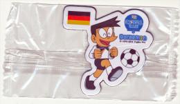 DORAEMON - BRASIL 2014 FOTBALL WORLD CUP FRIDGE MAGNET GERMANY - SEALED - Characters