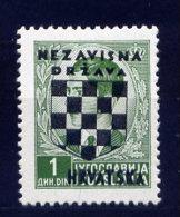 Kroatien Nr.11         **  Mint       (015) - Croatie