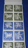 Iceland - 1990 National Symbols Booklet MNH__(FIL-16885) - Carnets