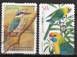 Lot    -n° 2305-3364 - Oblitéré - Oiseaux        - Australie - Parrots