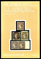 Maison LLACH, S.L. (Esp.) -  858 E Vente - Mars 1995. - Catalogues De Maisons De Vente