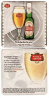 Belgique Stella Artois Export Recto Verso - Sous-bocks