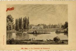 60 Le Château De GUISCARD - Guiscard