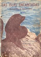 """""""LAS ISLAS ENCANTADAS"""" DEL MISIONERO FRANCISCANO VICTOR MALDONADO -AÑO 1973- EDIT. FRAY JODOCO RICKE- PAG. 64- GECKO. - Geography & Travel"""