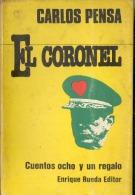 """""""EL CORONEL: CUENTOS OCHO Y UN REGALO"""" DE CARLOS PENSA-EDIT. ENRIQUE RUEDA-AÑO 1981-PAG. 156-.GECKO. - Ontwikkeling"""