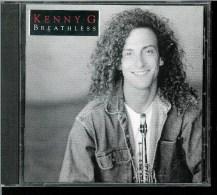 KENNY  G  * BREATHLESS * - Disco & Pop