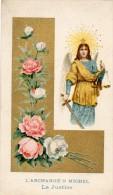 """Image Sauvons Les """"tout Petits"""", Farine Lactée SALVY. La Justice. - Trade Cards"""