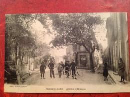 11 Aude PEPIEUX Avenue D'Olonzac - France