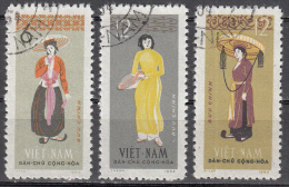 Viet Nam -north   Scott No  300-2    Used    Year  1964 - Vietnam