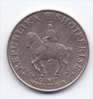 ALBANIA COIN 50 LEKE  1996- USED - Albania