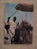 Africa - Cameroun - Mokolo - Un Chef Le Jour De La Fête Nationale - 1990 - Camerun
