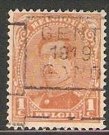Gent 1919 Nr. 2437C - Rollo De Sellos 1910-19