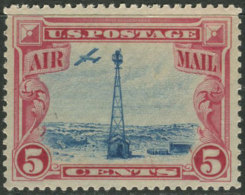 USA 1928. Michel #310 MNH/Luxe. Airplanes - Air Mail