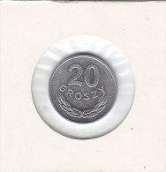 50 GROSZY Alu 1977 Qualité+++++++++++ - Pologne