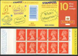 Machin 1st Class: STAMPERS- What's Happenin ? DB20(32) -  YELLOW GUM !!! - Carné