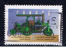 CDN+ Kanada 1996 Mi 1566 Walze - 1952-.... Reign Of Elizabeth II