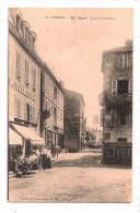 LA CORRÈZE - BORT - Avenue Gambetta - Animée - Hôtel RODE - Boucherie - Autres Communes