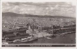 Espagne - Barcelona - Panorama Cuidad Y Puerto - Barcelona