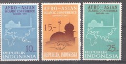 Indonesia 1965 Afro-Asian Islamic Conference, MH AH.006 - Indonesië