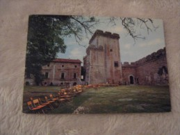 Latina - Sermoneta - Interno Del Castello Dei Sermoneta Sec XIII - 1974 - Latina