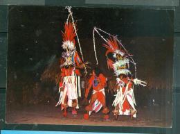 Cpsm Gf -  Les Guyannes Françaises Et Hollandaise - Haut Itany - Dance Du Maraké Chez Les Indiens Wayana  Ln18135 - Tänze