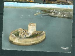 Cpsm Gf -   La France Vue Du Ciel - 19 - Le Chapus - Le Fort Et Le Port        Ln18152 - Sonstige Gemeinden