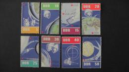 Germany - DDR - 1962 - Mi.Nr. 926-33**MNH - Look Scan - DDR