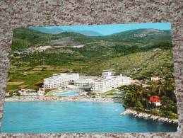 "CPM, Carte Postale, Yougoslavie, CAVTAT, Hotel ""Albatros"", Timbre - Yugoslavia"
