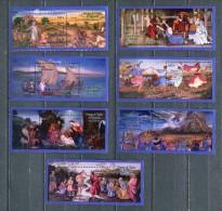ST PIERRE & MIQUELON 2013 Fresque De L'Eglise De Miquelon * MNH - Unused Stamps