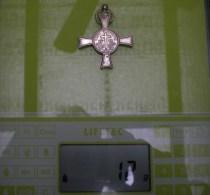 Médaille Fidei Et Virtuti, Dite De  Mentana - Médailles & Décorations