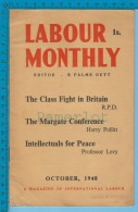 Labour Monthly Oct. 1948 ( Was A Magazine Associated With The Communist Party Of Great Britain) 3 Scan - Books, Magazines, Comics