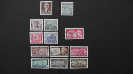 Germany - DDR - 1953 - Mi.Nr.354,356,358-61,398- 403**MNH+ 382 Used - Look Scan - [6] Repubblica Democratica
