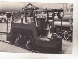Czechoslovakia Old Uncirculated Postcard - Transport - Electric Mine Locomotive Tld 3.5 - Trains