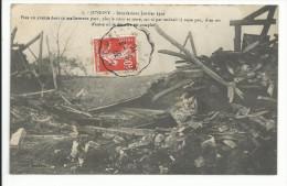 JUVIGNY (51) Inondations 1910 - Autres Communes