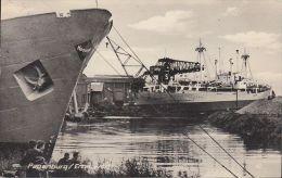 D-26871 Papenburg - Ems - Werft - Schiffe - Papenburg