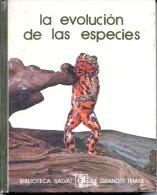 """BIBLIOTECA SALVAT Nº 23 """"LA EVOLUCIÓN DE LAS ESPECIES"""" EDIT.SALVAT-AÑO 1973-PAG.142- FULL COLOR! TAPAS RÍGIDAS. GECKO - Encyclopedieën"""