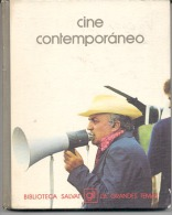 "BIBLIOTECA SALVAT Nº 38 ""CINE CONTEMPORÁNEO"" EDIT.SALVAT-AÑO 1973-PAG.142- FULL COLOR! TAPAS RÍGIDAS. GECKO - Encyclopedieën"
