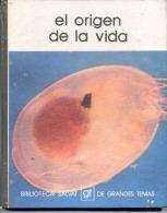 "BIBLIOTECA SALVAT Nº 17 ""EL ORIGEN DE LA VIDA"" EDIT.SALVAT-AÑO 1973-PAG.142- FULL COLOR! TAPAS RÍGIDAS. GECKO - Encyclopedieën"