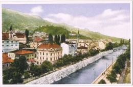 9482. Postal SARAJEVO (Yugoeslavia). Vista Del Rio - Yugoslavia