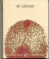 "BIBLIOTECA SALVAT Nº 24 ""EL CÁNCER"" EDIT.SALVAT-AÑO 1973-PAG.142- FULL COLOR! TAPAS RÍGIDAS. GECKO - Encyclopedieën"