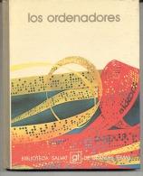"""BIBLIOTECA SALVAT Nº 27 """"LOS ORDENADORES"""" EDIT.SALVAT-AÑO 1973-PAG.142- FULL COLOR! TAPAS RÍGIDAS. GECKO - Encyclopedieën"""