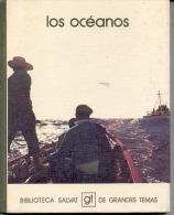"BIBLIOTECA SALVAT Nº 39 ""LOS OCÉANOS"" EDIT.SALVAT-AÑO 1973-PAG.142- FULL COLOR! TAPAS RÍGIDAS. GECKO - Encyclopedieën"