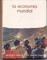 "BIBLIOTECA SALVAT Nº 35 ""LA ECONOMÍA MUNDIAL"" EDIT.SALVAT-AÑO 1973-PAG.142- FULL COLOR! TAPAS RÍGIDAS. GECKO - Encyclopedieën"
