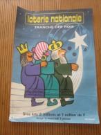 Affiche Publicitaire Originale De La Loterie Nationale Tranche Des Rois  Mages Pour Le Mercredi 7 Janvier - Posters