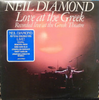 Neil Diamond 33t. DLP *love At The Greek* - Disco, Pop